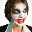Why so serious? — Stock Photo #6475831