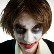 Why so serious? — Stock Photo #6475833