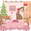 Royalty-Free Stock Imagen vectorial: Mama-Santa