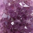 Amethyst carpet — Stock Photo