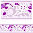 Pink Border — Stock Vector #6734924