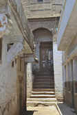 Back street in an Egyptian town — Stock Photo