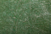 Green silver grunge handmade art paper — Stock Photo