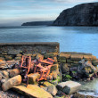 Stock Photo: Runswick Bay