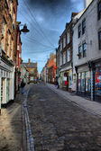 Church Street, Whitby — Stock Photo