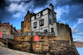 Robin Hoods Bay Hotel — Stock Photo