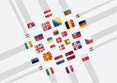 Flag Concept — Stock Vector