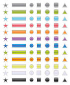 Icons pack (vector) — Stock Vector