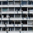 Windows and air conditioners - Stock Photo