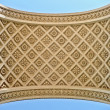 Stock Photo: Ornamented arch