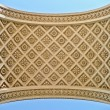 Ornamented arch - Stock Photo