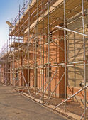 Building site - New home construction — Stock Photo