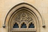 Victorian Gothic Arch — Stock Photo