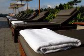 Beautiful Resort Swimming Pool — Stock Photo