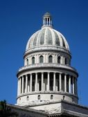 Closeup Capitolio's Cupola — Stock Photo