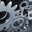 Royalty-Free Stock Photo: Gears, cogs and wheels