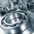 Gears and bearings — Stock Photo #6471708
