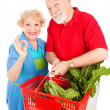Royalty-Free Stock Photo: Organic Produce is AOkay