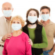 Facing an Epidemic — Stock Photo
