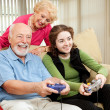 Family Time with Grandparents — Stock Photo #6511830