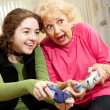 Video Game Excitement — Stock Photo #6511958