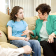 Family Therapy — Stock Photo