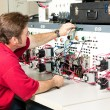 Electrical Engineering - Motor Control — Stock Photo