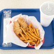 Fast Food — Stock Photo