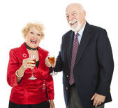 Holiday Party Fun — Stock Photo