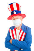 American Epidemic — Stock Photo