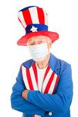 American Epidemic — Stock Photo