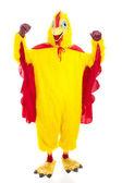 Chicken Power — Stock Photo