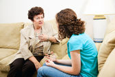 Counseling Session - Empathy — Stock Photo