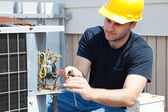 Air Conditioning Repair — Stock Photo