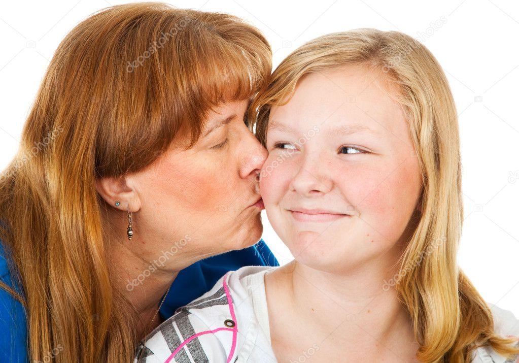 Mom Kissing Teen 48