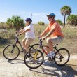 Cycling in Shades — Stock Photo #6555524