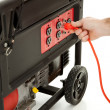 Emergency Power Supply - Stock Photo