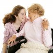 Family Affection — Stock Photo #6595046