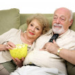 Relaxing With Television — Stock Photo #6596582