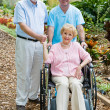 Royalty-Free Stock Photo: Assisted Living