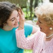 Grandmothers Love — Stock Photo #6596673