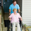 Stock Photo: Nursing Home - Accessible