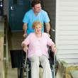 Nursing Home - Accessible — Stock Photo