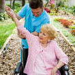 Physical Therapy - Arthritis — Stock Photo #6596707