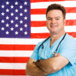 Stock Photo: American Healthcare