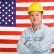American Working Man — Foto de stock #6596840