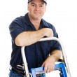 Delivery Man — Stock Photo #6596895