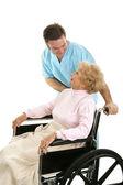 Patient Care — Stock Photo