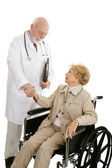 Successful Medical Treatment — Stock Photo