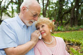 Grieving Together — Stock Photo